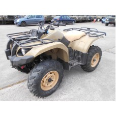 Ex Military Yamaha Grizzly 450 IRS Quad Only 200 Miles NO VAT