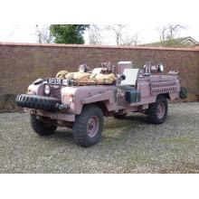 Series 2A SAS Land Rover Pink Panther  * SOLD *