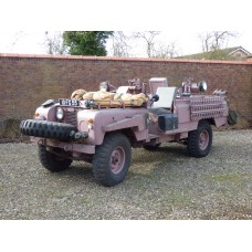 Series 2A SAS Land Rover (Pink Panther) For Sale.