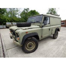 Helicopter Support Land Rover 110 For Sale