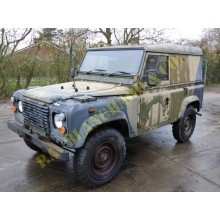 Ex Military Land Rover Defender 90 RHD For Sale