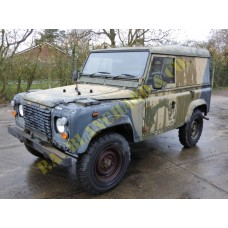 Ex Military Land Rover Defender 90 For Sale