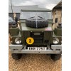 Land Rover Lightweight Series 3 Ex Military