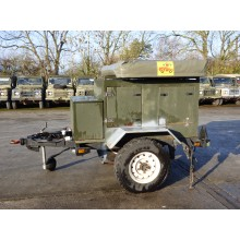 Camping Trailer (Private Sale No VAT)