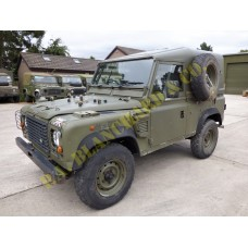 RHD Defender Wolf TUL FFR With REMUS Upgrade