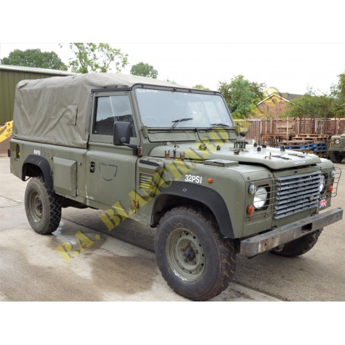 Used Land Rovers For Sale: Land Rover Defender Wolf 110 (TUM) 300TDI
