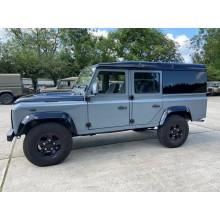 For Sale - Ex-Military 1999, 110 5 Door RHD 300TDI Land Rover