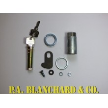 Barrel Lock & Key for Non Anti Burst Door Latch 320609