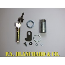 Barrel Lock & Key for Non Anti Burst Door Latch 320609