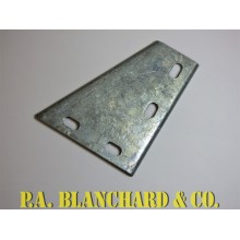 Adjuster Plate LH Hood Frame Top Genuine 330623 G