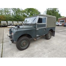 1955 Land Rover Series 1 86inch