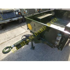 Early Narrow Body Sankey Trailer For Sale