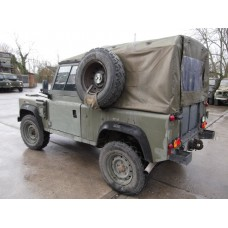 Ex Military Land Rover Defender 90 Wolf RHD Or LHD