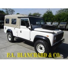 Land Rover Defender Tithonus LHD USA