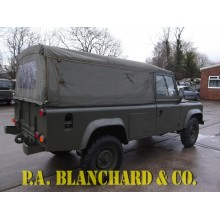 Ex Military Land Rover Defender 110 RHD For Sale