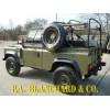 Land Rover Defender 90 WOLF RHD For Sale.