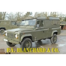 Land Rover Defender LHD