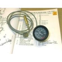 Genuine oil pressure and water temp gauge. 600895