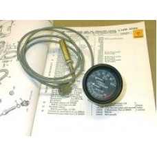 Genuine oil pressure and water temp gauge. 600895