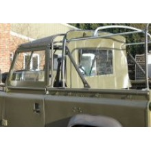 Military Rear Fume Curtain