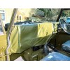 Military Defender/Wolf Dash Protection Cover in PVC