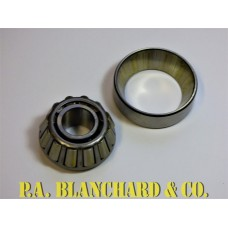 Bottom Swivel Pin Bearing Britpart 217268